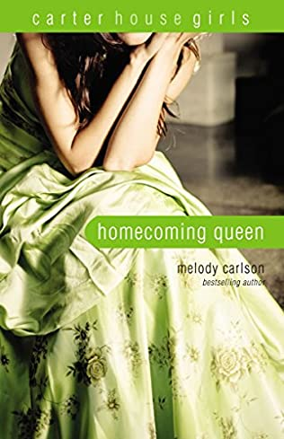 book cover of Homecoming Queen