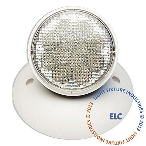 LFI Lights - Remote Head Emergency Light - 3.6V - LED - Single - RHPL1 Light Fixture Industries RHP-L1