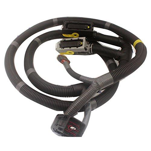 EC240 Wiring Harness - SINOCMP Wiring Harness for Volvo Excavator EC240 Parts, 3 Month Warranty:
