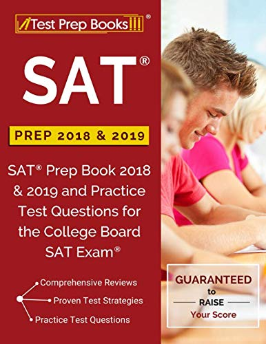 Buy sat books 2018