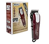 Wahl Professional 5-Star Cord/Cordless Magic Clip #8148 - Great for Barbers and Stylists - Precision Cordless Fade Clipper Loaded with Features - 90+ Minute Run Time