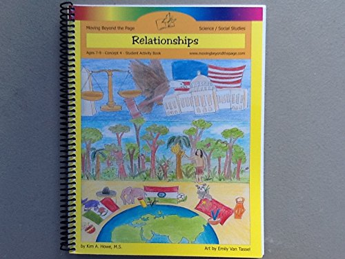 Moving Beyond the Page : Relationships : Student Activity Book (Ages 7-9: Concept 4) (Science and Social Studies)