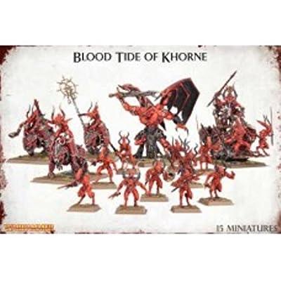 Warhammer 40,000 Blood Tide Of Khorne 15X Miniature Set from Games Workshop