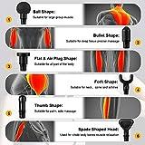 Massage Gun Muscle Massager Deep Tissue Percussion