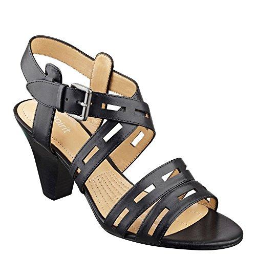Easy Spirit - Sandalias de vestir para mujer negro