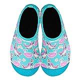 Mabove Kids Swim Water Shoes Non-Slip Quick Dry
