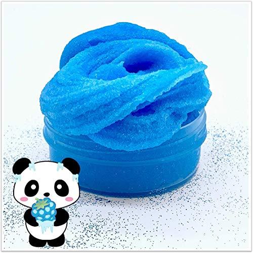 - Arctic Blue Raspberry Freeze Icee Slime Scented