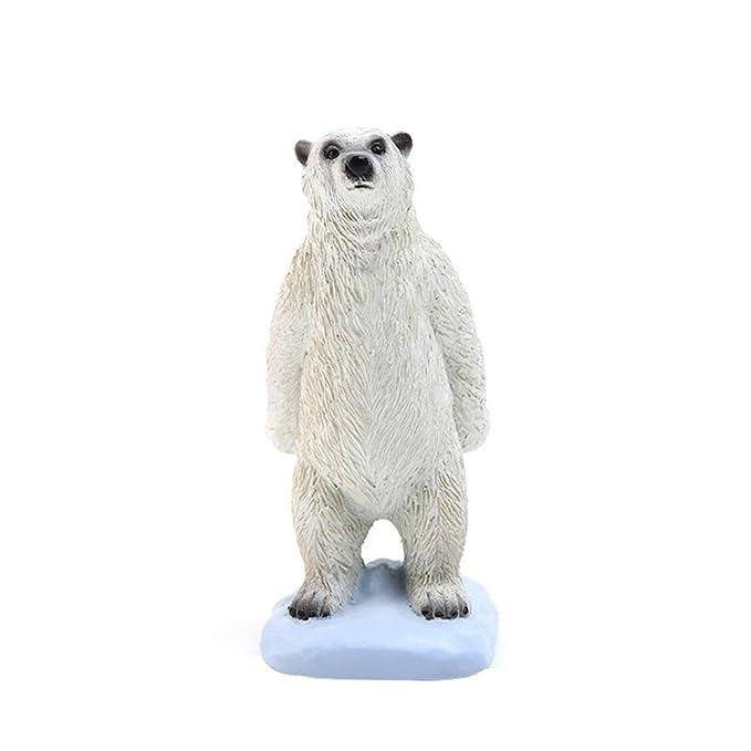 MyLifeUNIT oso polar teléfono soporte para escritorio, soporte de ...