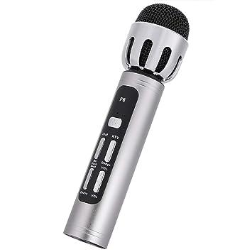 Micrófono en Vivo, Bluetooth inalámbrico Micrófono en Vivo ...