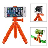 Fotopro iPhone Tripod,Smartphone Tripod,Gopro Tripod for iPhone,Samsung and other Smartphones