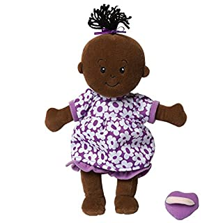 """Manhattan Toy Wee Baby Stella Brown 12"""" Soft Baby Doll"""
