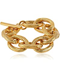 Classic Chain Toggle Link Bracelet