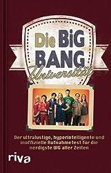 Die Big Bang Universität: Das Buch Zur Tv-Serie The Big Bang Theory