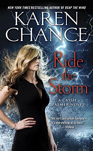 book cover of Ride the Storm