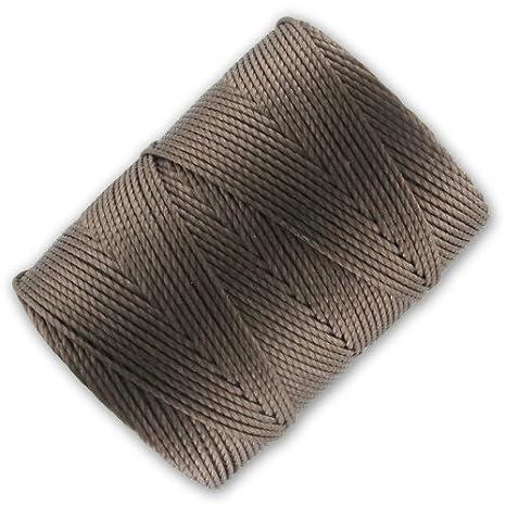 82 Filo C-Lon Beading Cord 0,50 mm White x m