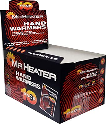 Mr. Heater Warmers-10 Pack Hand Warmer, White