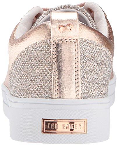 Ted Baker Mujeres Kulei Sneaker Rose Gold