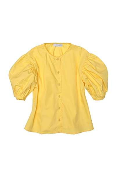 Cacharel Blusa de Manga Corta MIRA, Color: Amarillo, Tamaño: 152