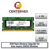 4GB RAM Memory for Acer Aspire Z3620 AllinOne (DDR310600) Desktop Memory Upgrade by US Seller