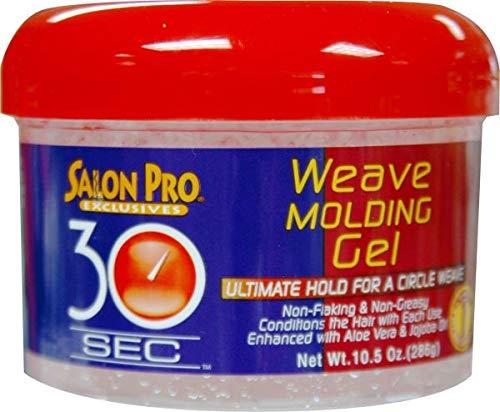 Salon Pro 30 Sec Weave Molding Gel ()