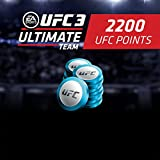 EA Sports UFC 3 - 2200 UFC Points - PS4 [Digital Code]
