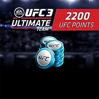 EA Sports UFC 3 - 2200 UFC Points - PS4 [Digital Code]