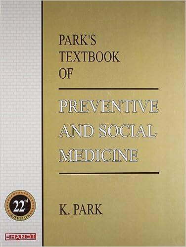 Community Medicine Park 23rd Edition Pdf
