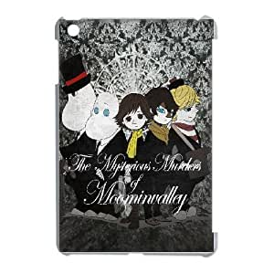ipad mini Case White Moomin Valley Plyame Hard protective Case Shell Cover