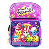 """Shopkins Besties for Life 16"""" Backpack"""