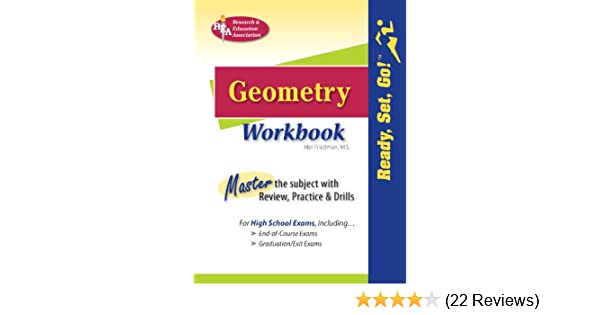 Geometry Workbook Mathematics Learning And Practice