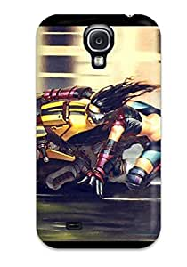Adam L. Nguyen's Shop New Style 5422662K26107292 Case Cover Protector For Galaxy S4 Gina Video Game Other Case
