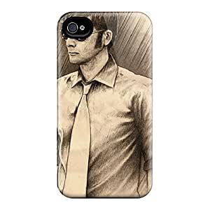 Waterdrop Snap-on 10th Doctor Who Cases Iphone 4/4S