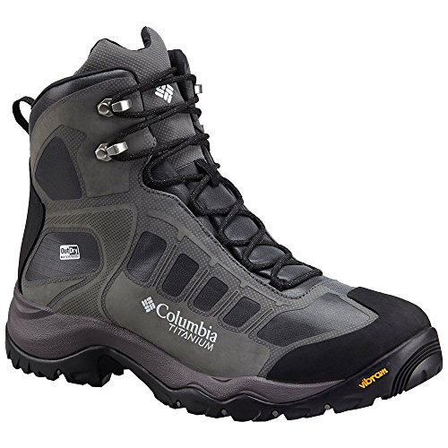 Titanium III Columbia Pass Extreme Black Mens Hiking Outdry Daska Boot Cqfvft