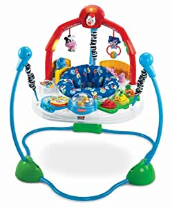 Laugh & Learn Puppy's Activity Jumperoo from Fisher-Price ...