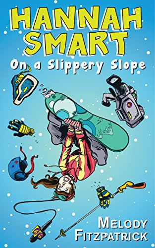 book cover of On a Slippery Slope