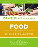 img - for Food Study Guide with DVD: Enjoying God's Abundance (The Daniel Plan Essentials Series) book / textbook / text book