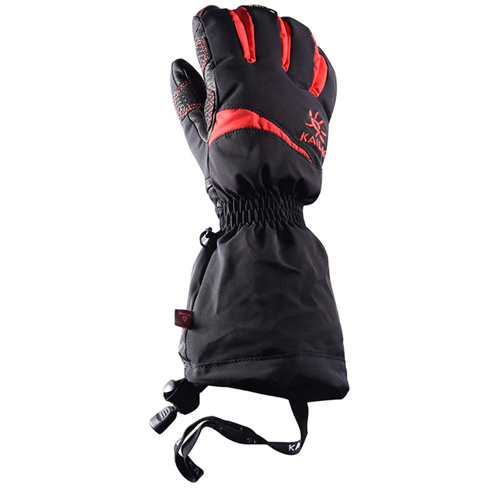 手袋 サイクリング用手袋 ウォーム手袋 スキーグローブ スポーツ手袋 防風手袋 フィットネス用手袋 ロッククライミンググローブ ランニンググローブ 登山冬 ZHANGAIZHEN (色 : Red, サイズ さいず : M) Medium Red B07KNN8CQ9