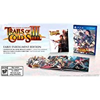 The Legend of Heroes: Trails of Cold Steel III -...