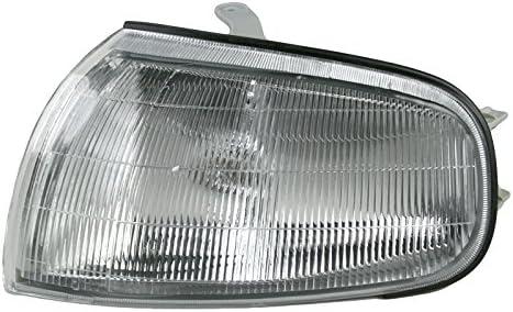 Corner Parking Turn Signal Light Lamp Left /& Right Pair Set for 92-94 Camry