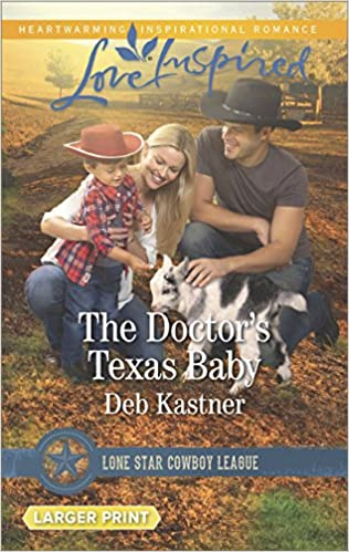 Book The Doctor's Texas Baby (Lone Star Cowboy League: Boys Ranch)