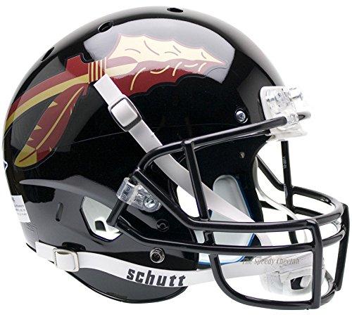Florida State Seminoles Black Officially Licensed Full Size XP Replica Football Helmet