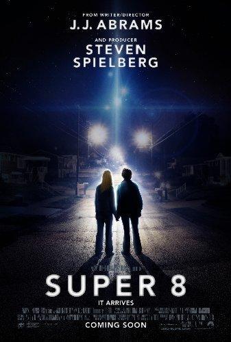 super 8 movie poster - 1