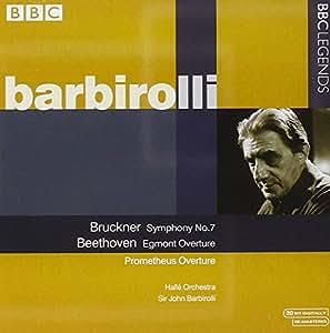 Symphony No.7; Egmont Overture