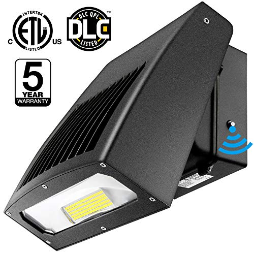 LEDMO 100W Wall Pack Flood Lights