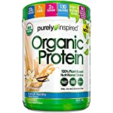 Organic Protein Powders Review and Comparison