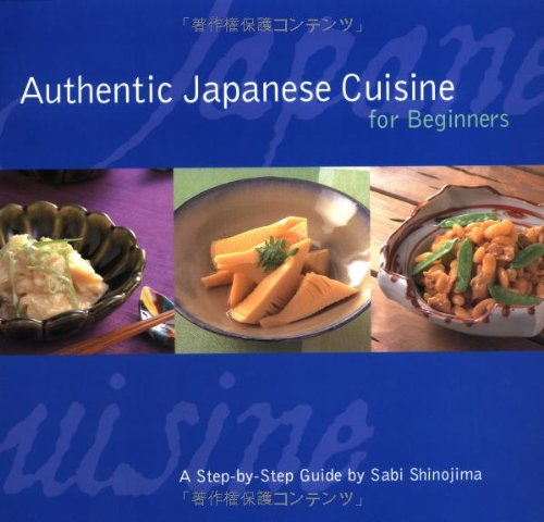 Authentic japanese cuisine for beginners a step by step for Asian cuisine books