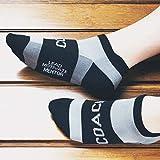 Inspirational Athletic Performance Socks   Woven