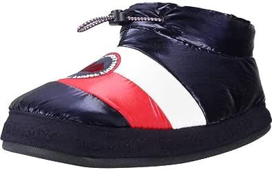 Tommy Hilfiger Tommy Womens Downslipper Bootie, Zapatillas de Estar por casa Mujer