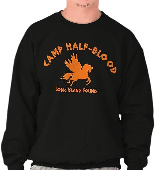Camp Half Blood Youth/'s T-Shirt Long Island Sound Camp Jupiter Mythology Tees