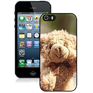 New Personalized Custom Designed For iPhone 5s Phone Case For Cute Teddy Doll 640x1136 Phone Case Cover Special Design for you High-end Custom